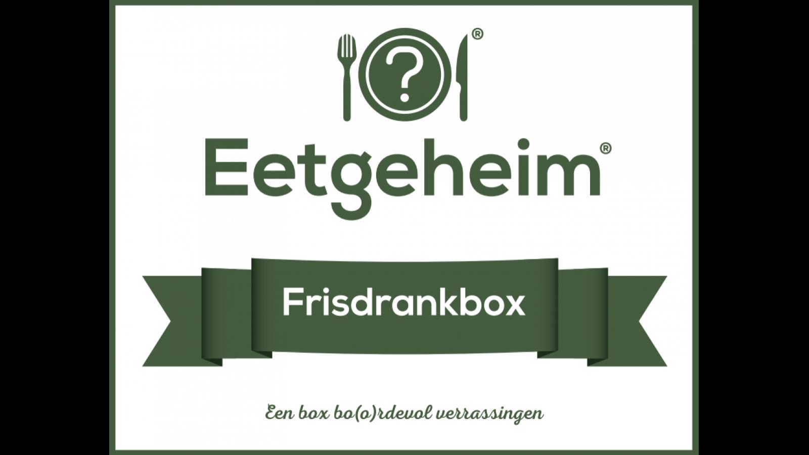 Frisdrank pakket Eetgeheim
