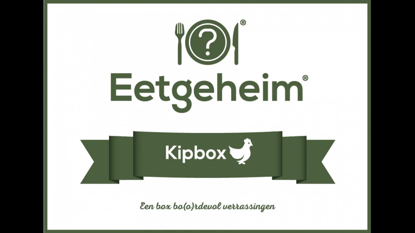 Kipbox bestellen?
